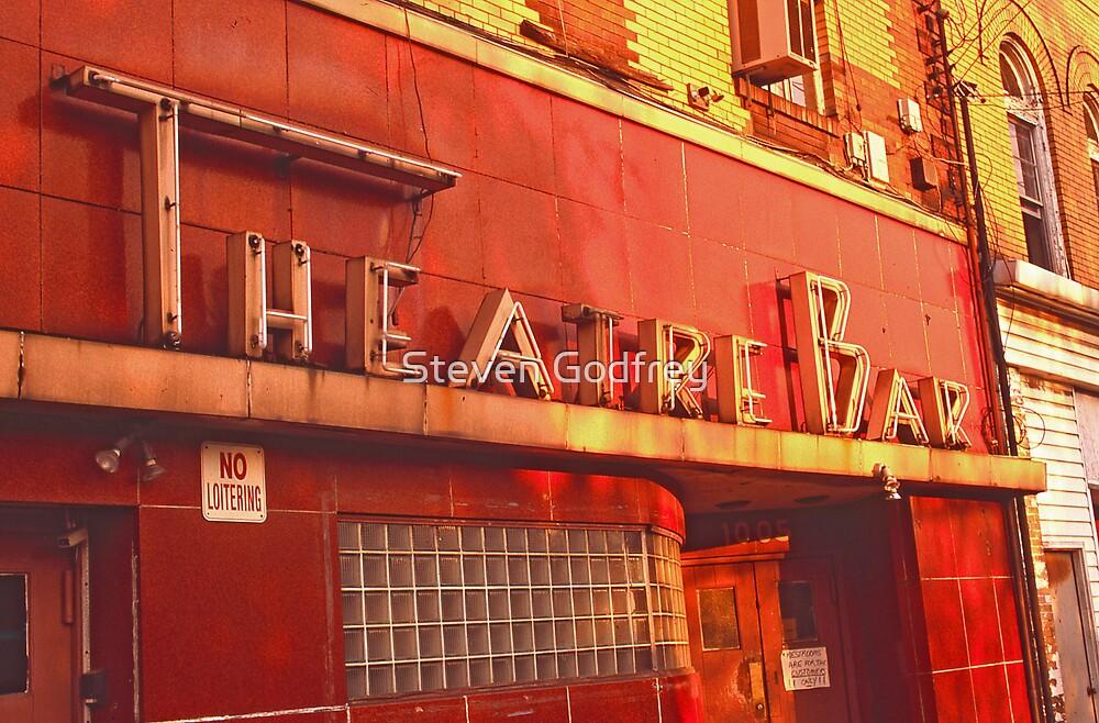 Theatre Bar - McKeesport by Steven Godfrey