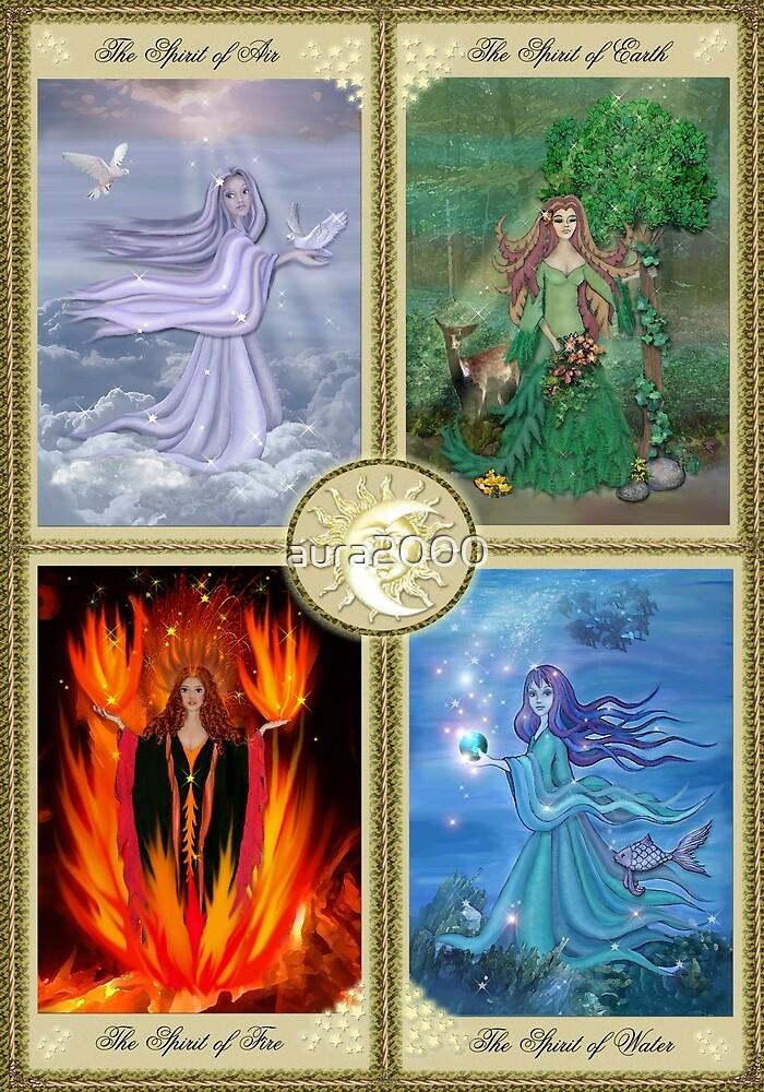 Spirit Elements by aura2000