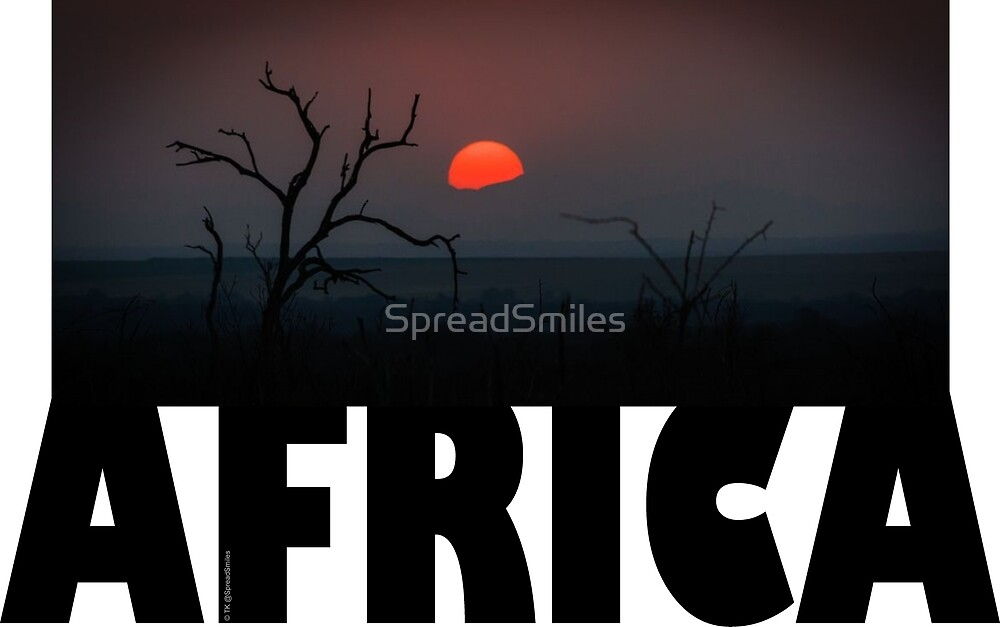 Africa 5 by SpreadSmiles