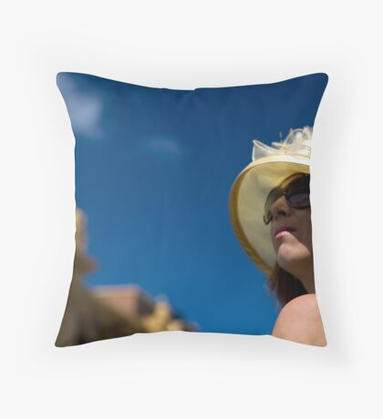 On a Sunny Day..... Throw Pillow