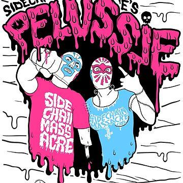 Pelussje mummy's alive by sidechainshop