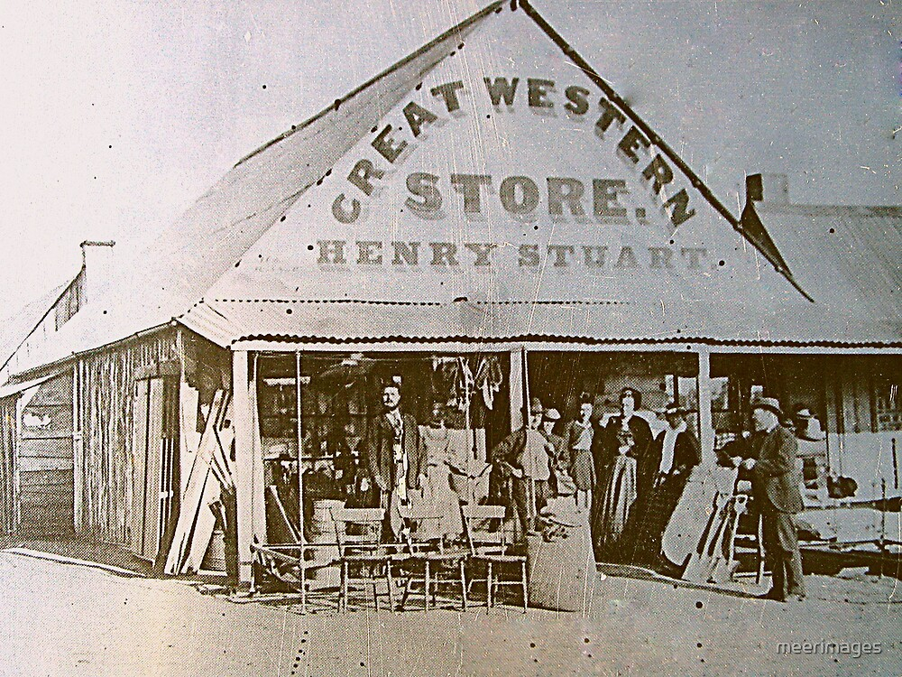Henry Stuart Store by meerimages