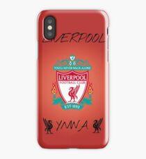 Liverpool fc phone case iPhone Case/Skin