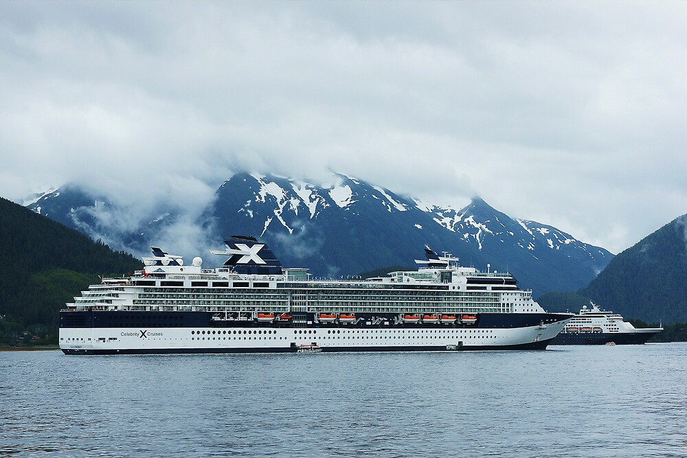 Celebrity Cruise Ship 'Infinity'  by roger smith