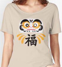 Daruma Doll T-shirts coupe relax