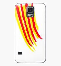 SENYERA GRUNGE - CATALUNYA Case/Skin for Samsung Galaxy