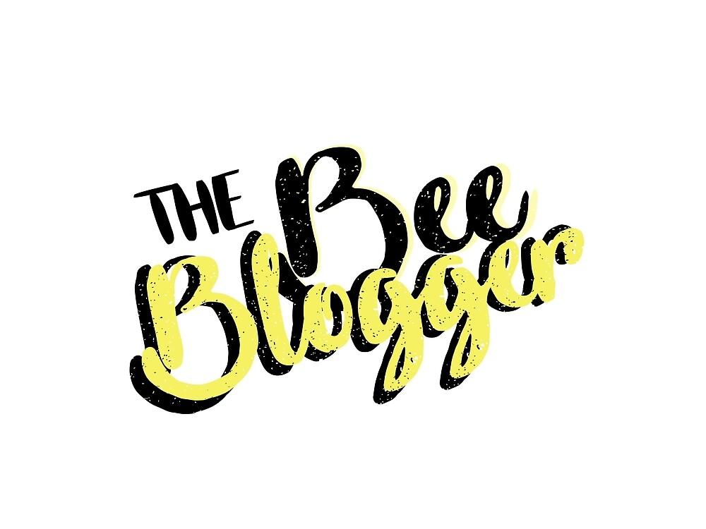 The Bee Blogger Name by samrake