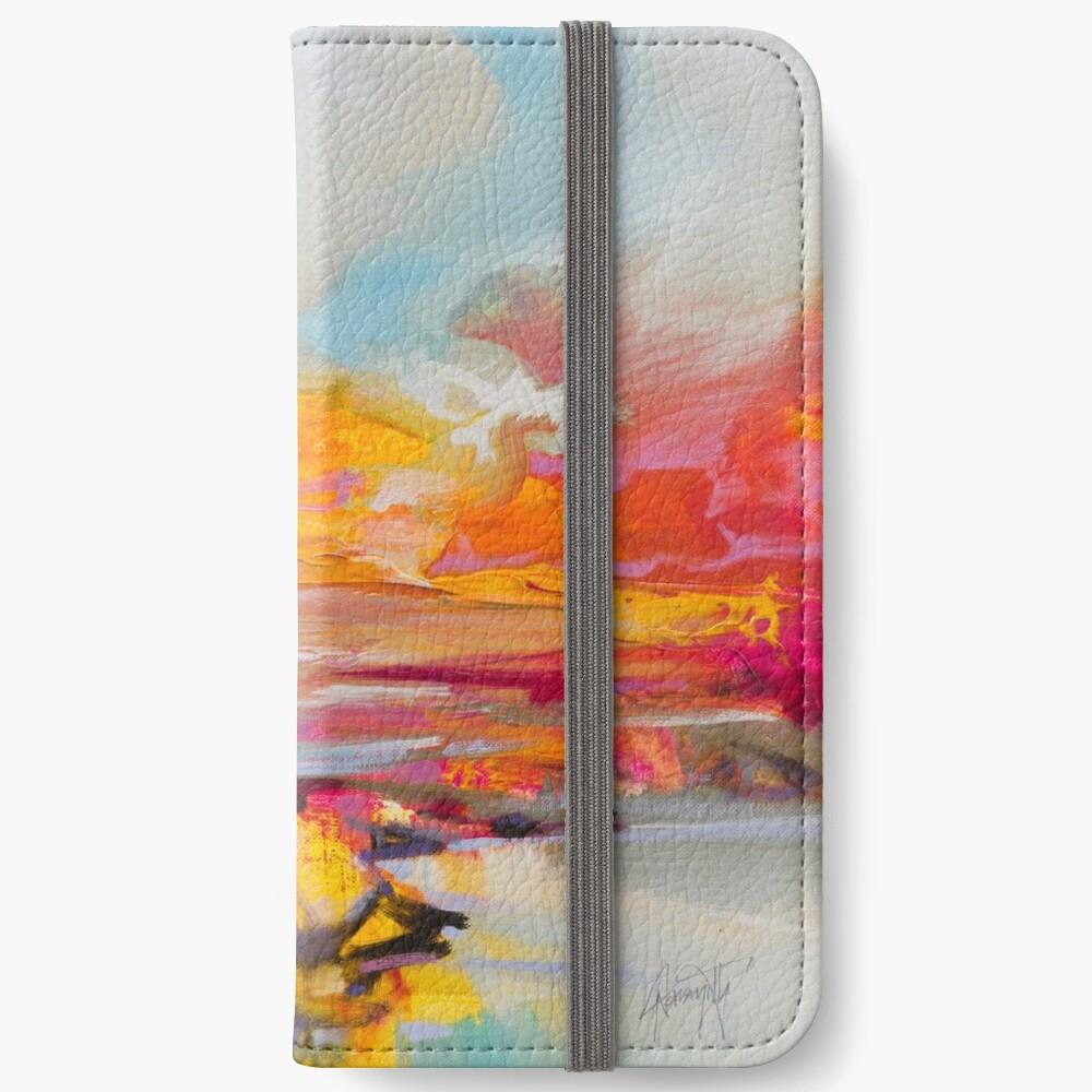 Uist Causeways iPhone Wallet