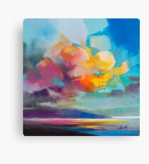 Vapour Canvas Print