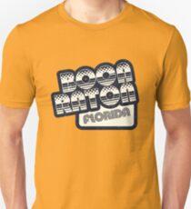 Boca Raton, Florida | Retro Halftone T-Shirt