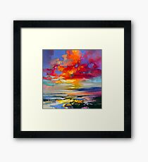 Vivid Light 2 Framed Print