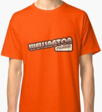 Wellington, Florida | Retro Halftone Classic T-Shirt