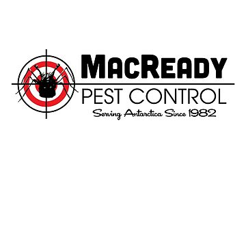 MacReady Pest Control by MrMcGree