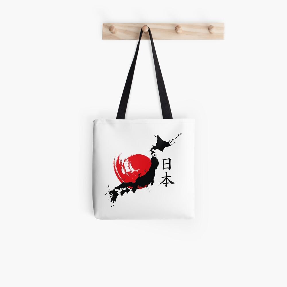 Japan Stofftasche