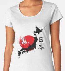 Japan Women's Premium T-Shirt