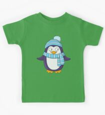 Cute penguin Kids Tee