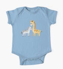 Zebra and Giraffe Kids Clothes