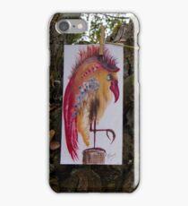 """""""Mr. Bird"""" - exhibition iPhone Case/Skin"""