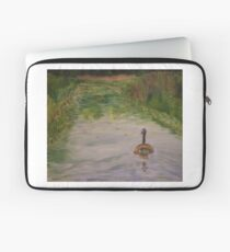 Lonely Goose Laptop Sleeve