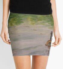 Lonely Goose Mini Skirt