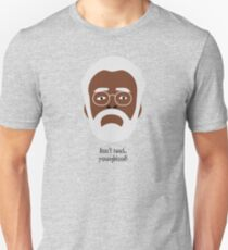 """Kyrie Irving : Uncle Drew """"Don't reach, young blood"""" T-Shirt"""