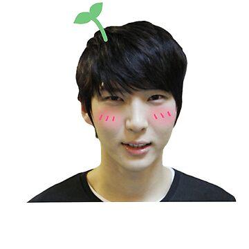 Cute sprout Leo | VIXX by ichigobunny