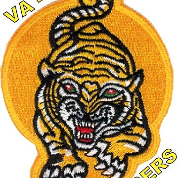VA-65 Tigers Patch by Quatrosales