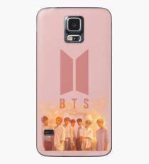BTS phone case #46 (ot7) Case/Skin for Samsung Galaxy