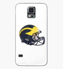 Wolverines Winged Football Helmet Case/Skin for Samsung Galaxy