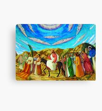 Bethphage Painting Canvas Print