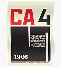 Constructivism#1 Poster