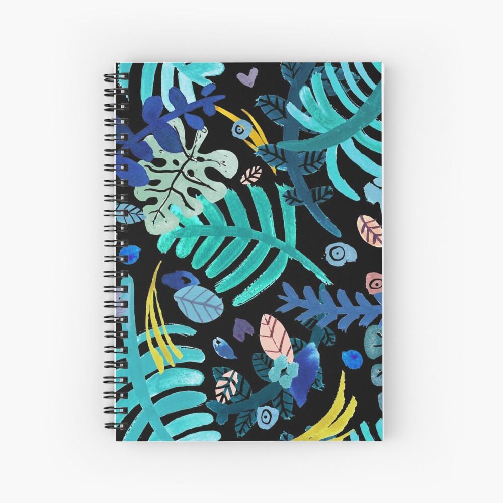 LEAVES Cuaderno de espiral