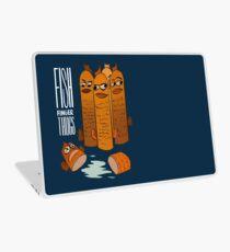 Fish Finger Thugs Laptop Skin