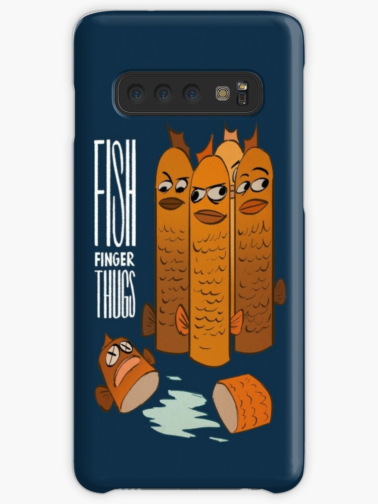 Fish Finger Thugs by ibbyk