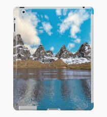 Mountain Lake iPad Case/Skin