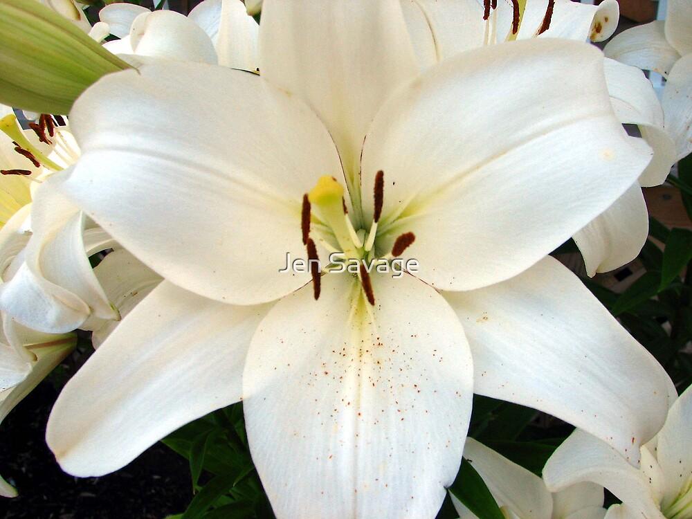 White Lily by Jen Savage
