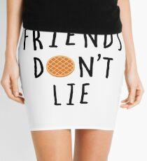 Stranger Things - Friends Don't Lie Mini Skirt