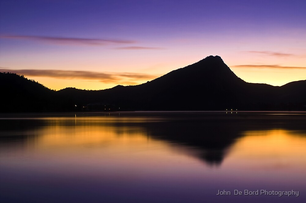The Dawn of Paradise by John  De Bord Photography