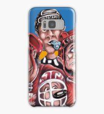 Hockey Samsung Galaxy Case/Skin