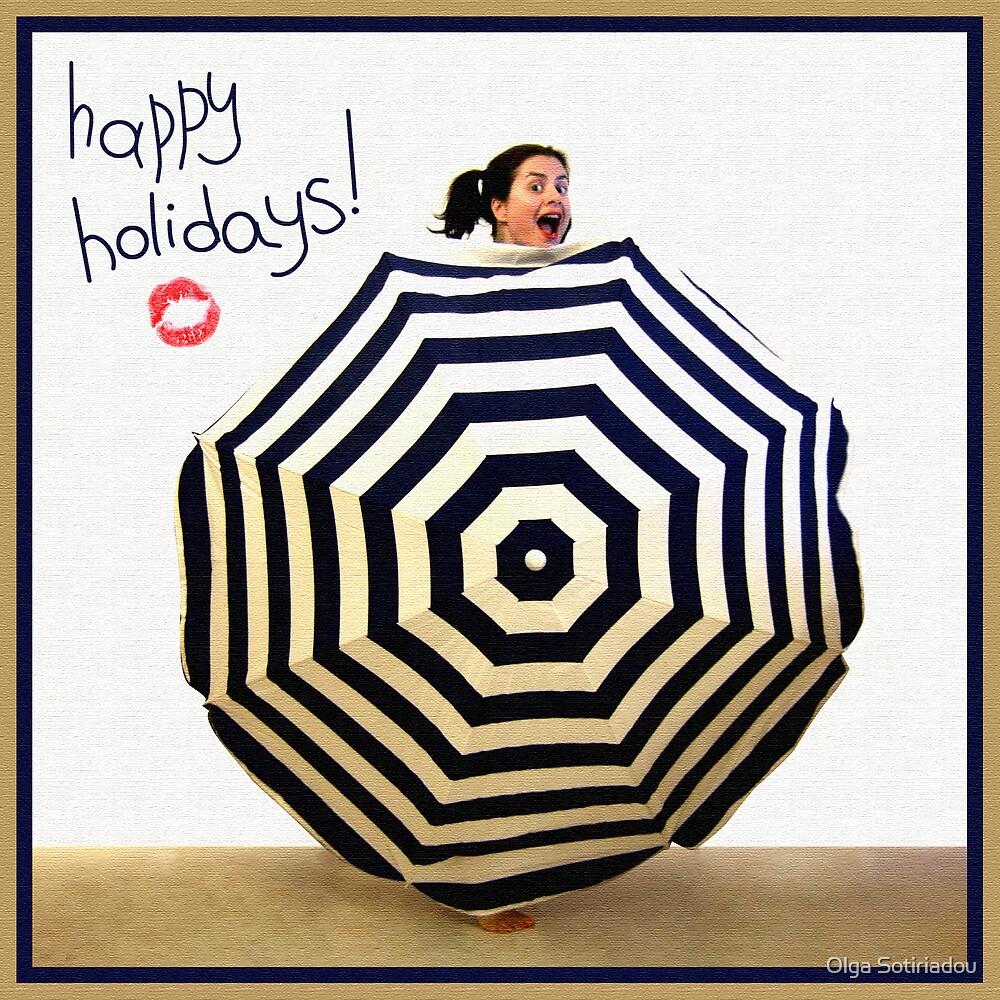 Happy Holidays! by Olga Sotiriadou