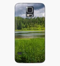 Alpine summer, Austria Case/Skin for Samsung Galaxy