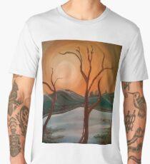 Autumn Sky Men's Premium T-Shirt