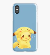 Cute Pikachu iPhone Case/Skin