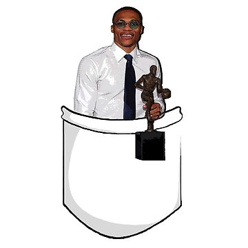 Westbrook with Mvp pocket by Mandalorian3