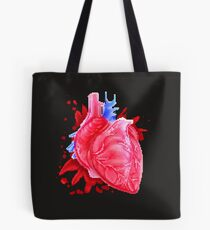Don't take it to heart Tote Bag