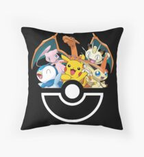pokemon Throw Pillow