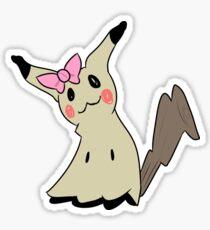 Mimi-cutie Sticker