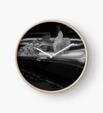 Flugel love. Clock