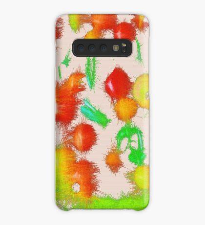 Fruit light mix Case/Skin for Samsung Galaxy