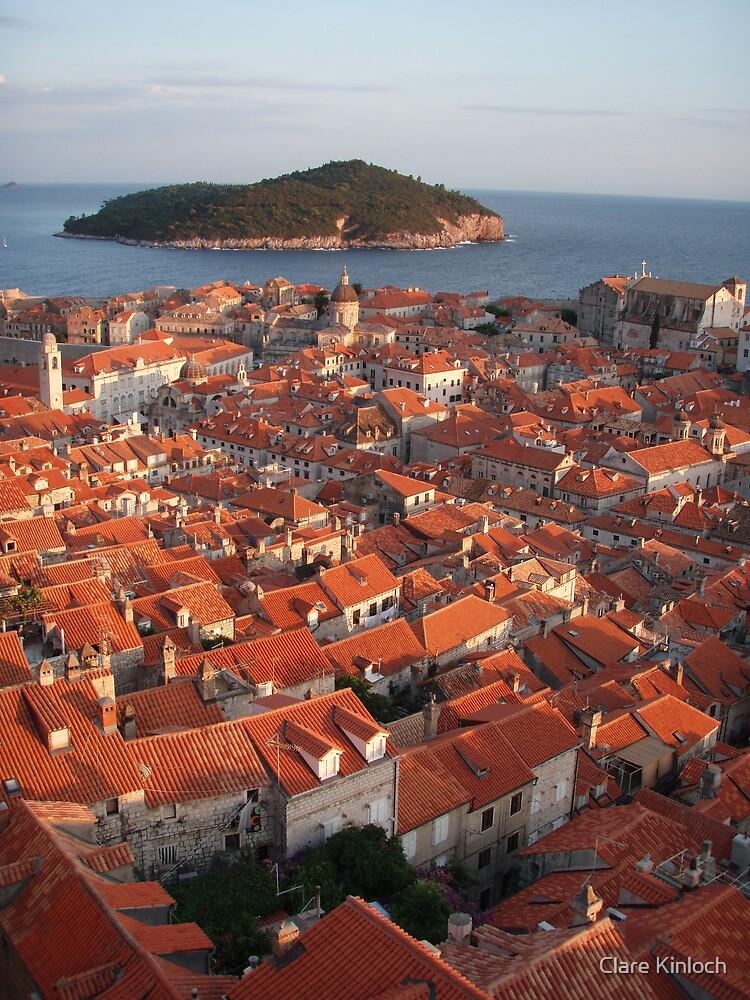 Dubrovnik by Clare Kinloch